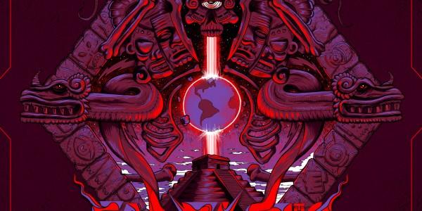 Fantastic Fest 2012 Poster