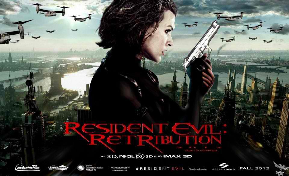 filme resident evil 5 retribution dublado