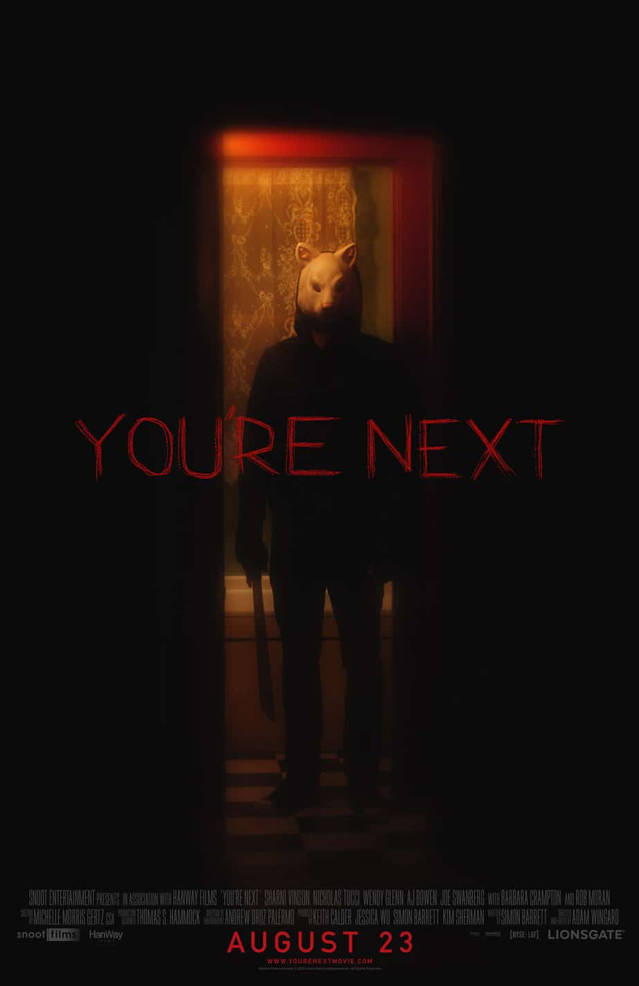Youre-Next-Theatrical-Poster