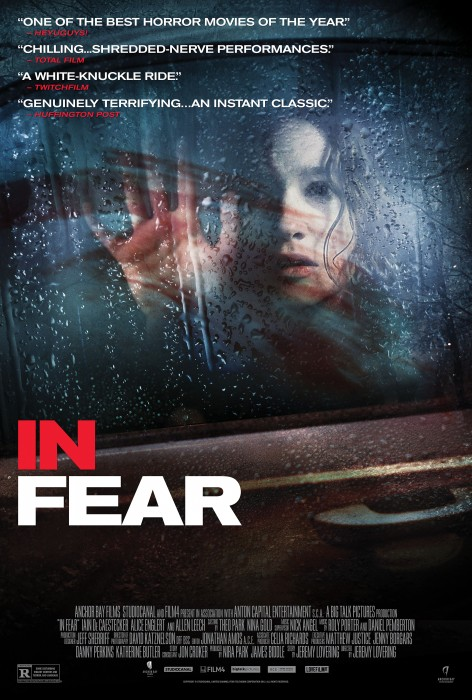 In Fear Theatrical Poster -RV