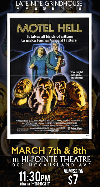 LNGH Presents MOTEL HELL