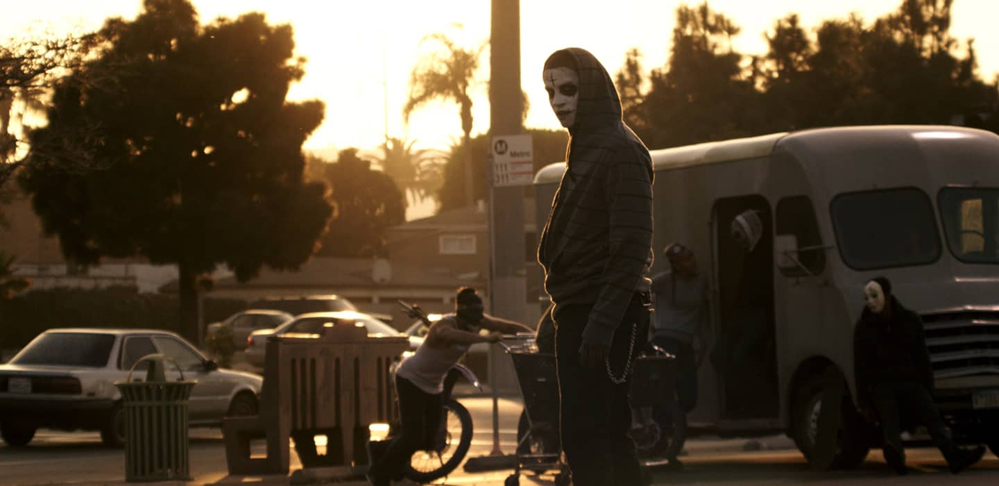 Still from THE PURGE: ANARCHY