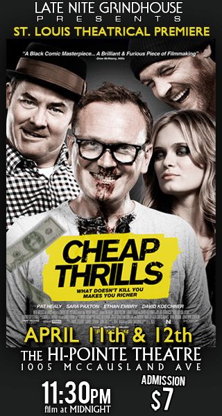 LNGH Presents CHEAP THRILLS