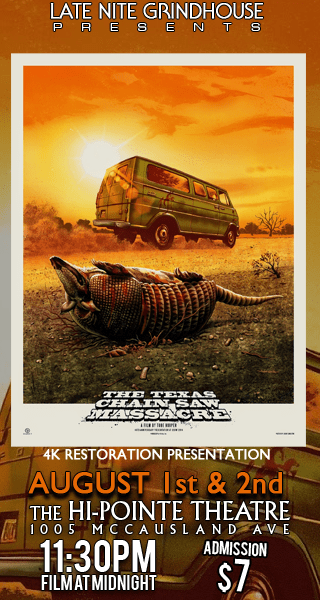 LNGH Presents THE TEXAS CHAIN SAW MASSACRE