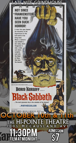 LNGH Presents BLACK SABBATH