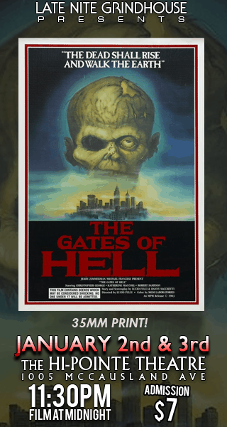 LNGH Presents THE GATES OF HELL