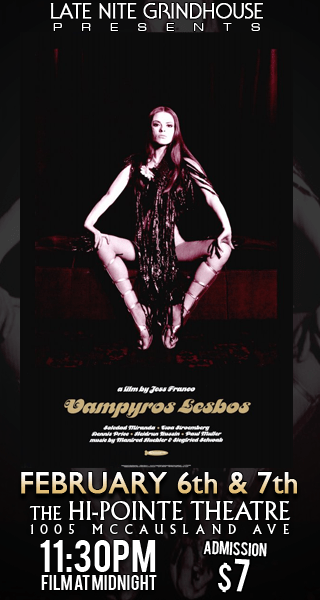 LNGH Presents VAMPYROS LESBOS