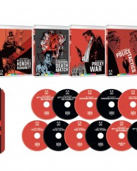 Arrow Films' BATTLES WITHOUT HONOR AND HUMANITY Blu-Ray Box Set