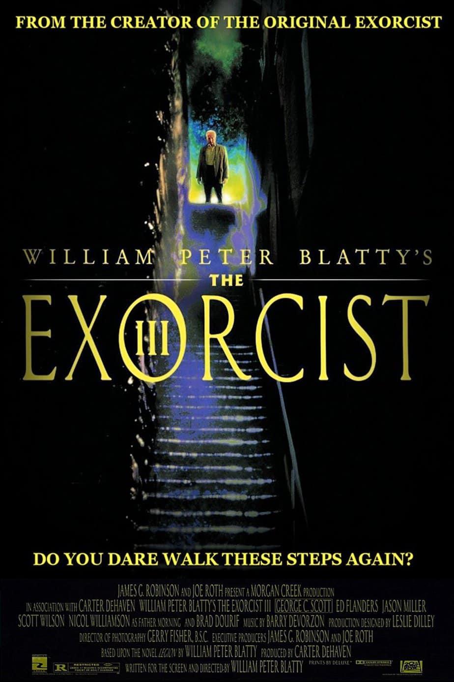 The Exorcist III (1990) - The Exorcist III (1990) - User ...