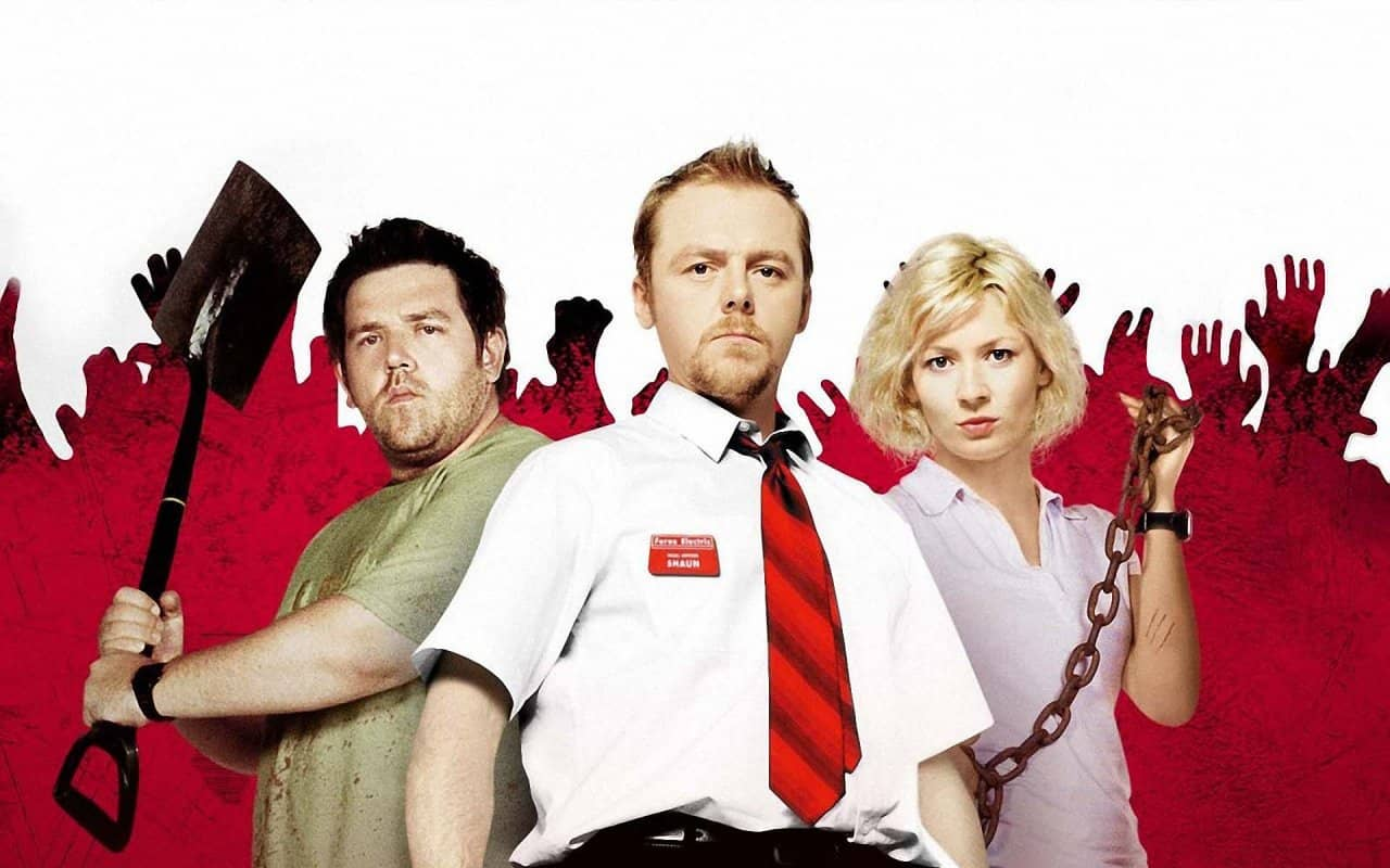 American Shaun Of The Dead Remake In The Works