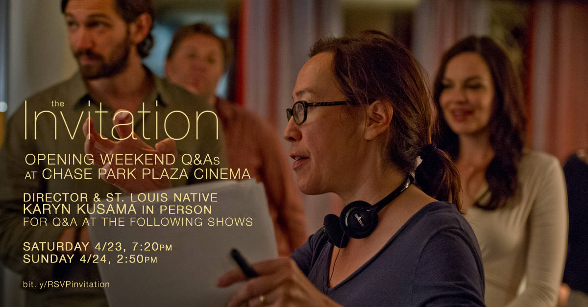 st louis the invitation with karyn kusama in attendance 4 23 4 24