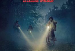 STRANGER THINGS Poster from Netflix