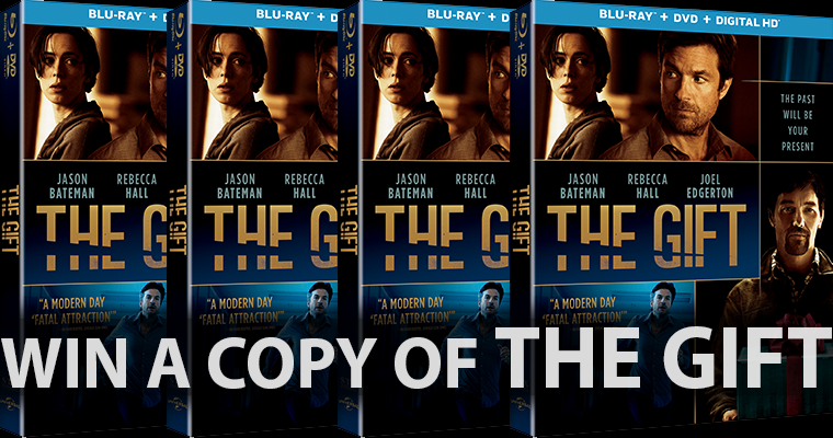 Giveaway] Win a Copy of THE GIFT on Blu-Ray/DVD/Digital HD