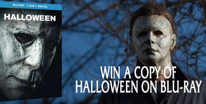 Win A Copy Of Halloween 2018 On Blu Ray